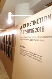 IBF Distinguished Fellow